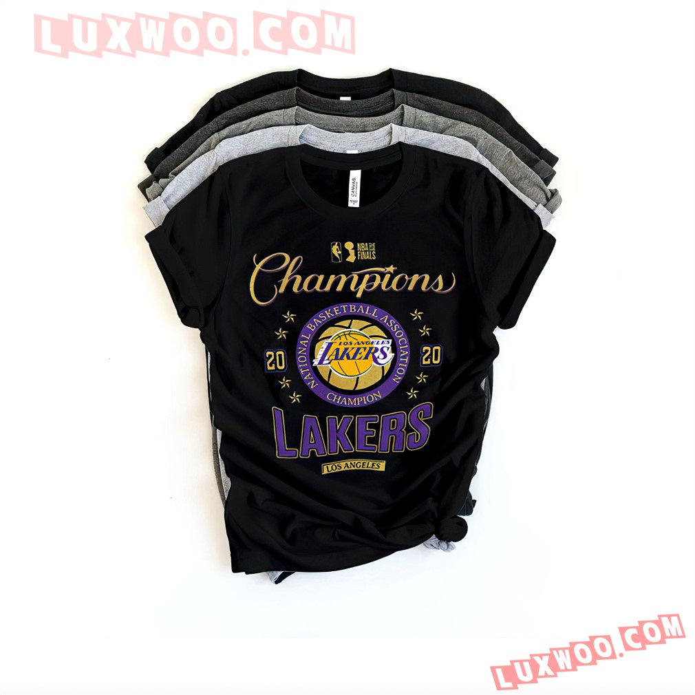 Lakers Championship Shirt V10