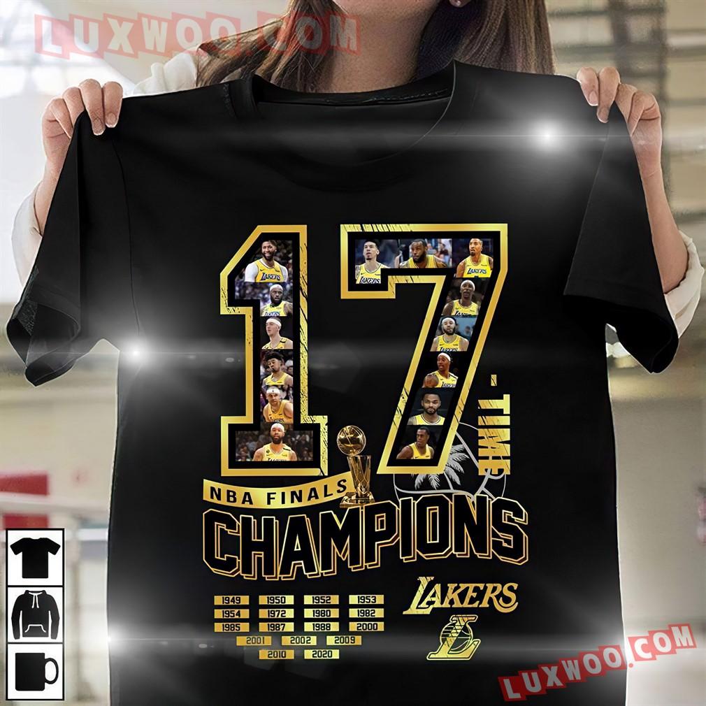Lakers Championship Shirt V110