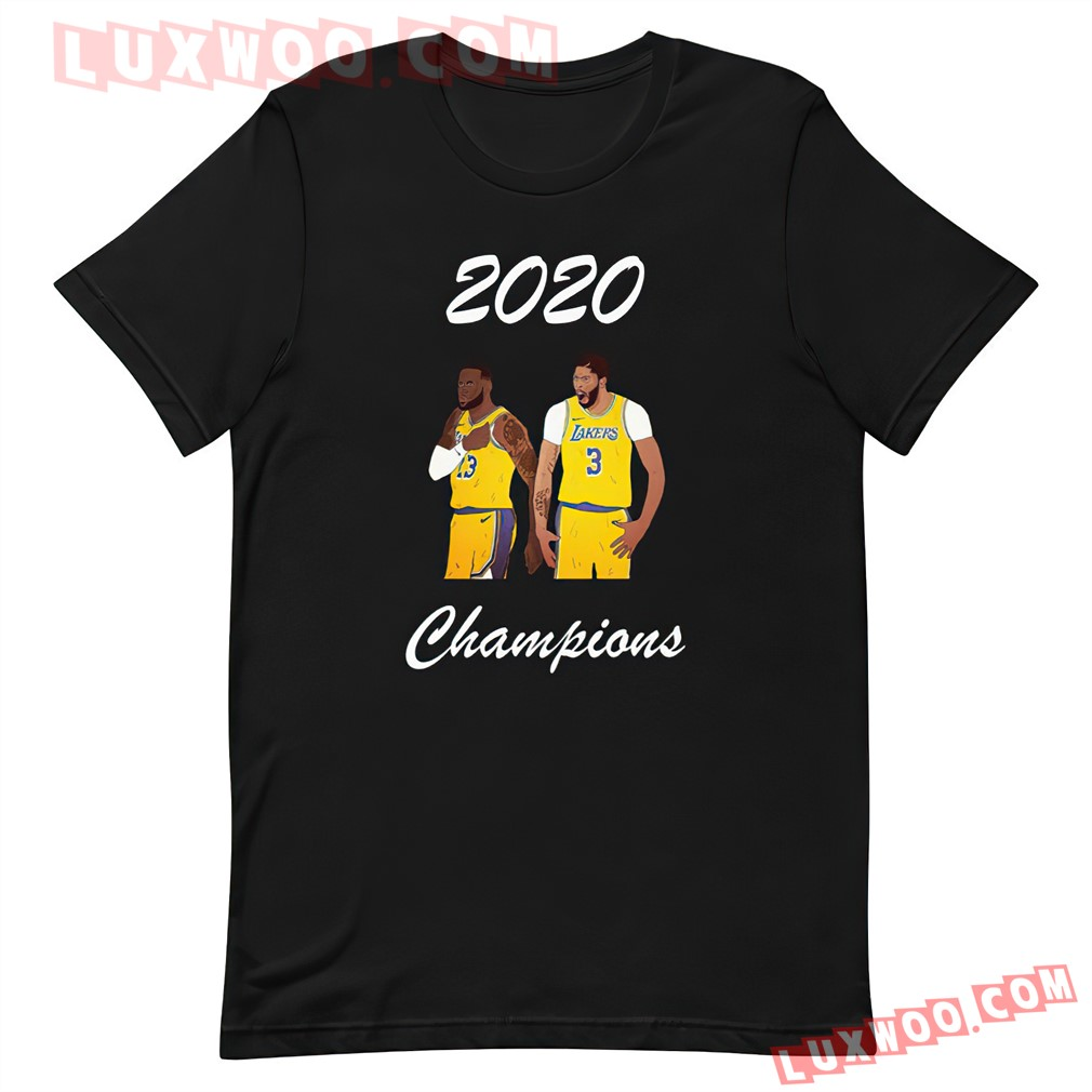 Lakers Championship Shirt V123
