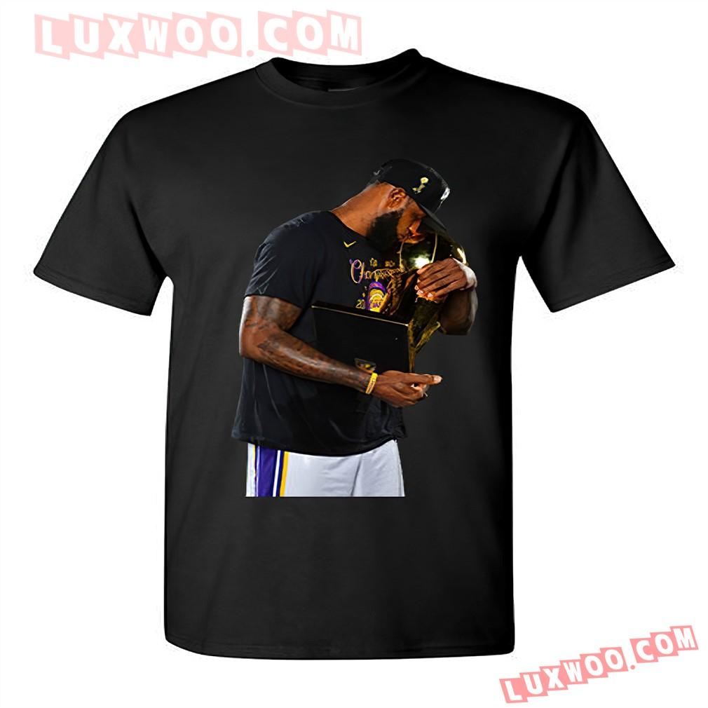 Lakers Championship Shirt V129